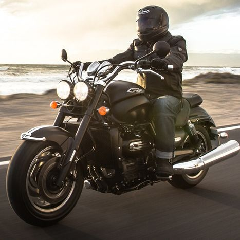 Triumph Rocket III (Cruiser) | News OF Automobiles Industry | Scoop.it