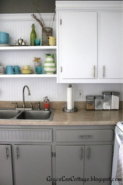 grace lee cottage updating old kitchen cabinets - Update Kitchen Ideas