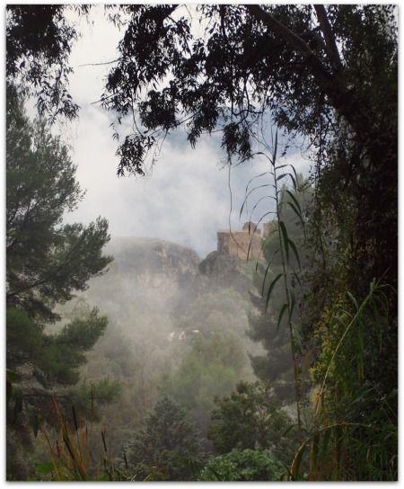 Castello, Lanjaron