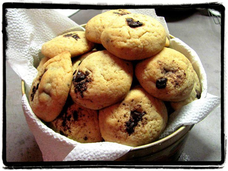 Nejlepší čokoládové sušenky