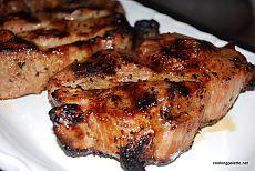 Свинина в маринаде мохо - Нина Фомина, Cooking Palette