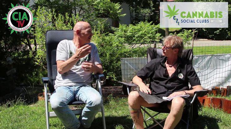 CIA-TV° befreit ! Free-Willi.org im Interview - Mein Campf mit Cannabis