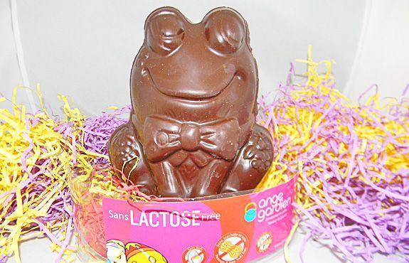 Chocolat « sans » pour Pâques (et pour le reste de l'année!).