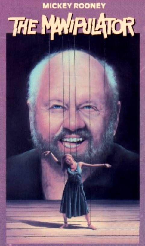 The Manipulator (1971) aka B. J. Lang Presents . . . Stars: Mickey Rooney, Luana Anders, Keenan Wynn ~ Directed by Yabo Yablonsky