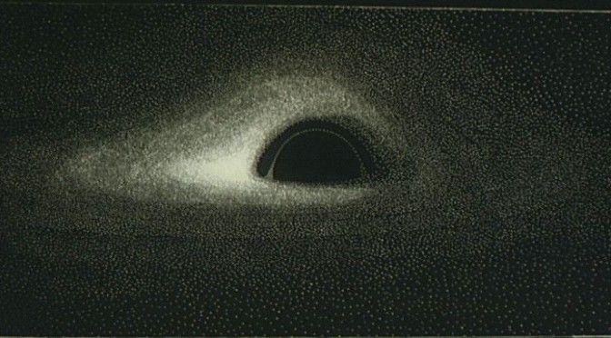 My books (1) : Black holes, by Jean-Pierre Luminet