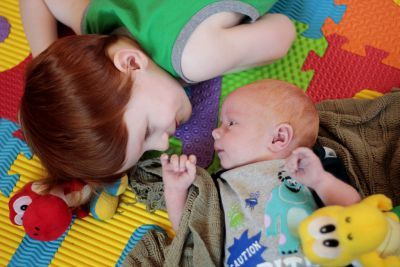 Infants begin to develop trust when parents begin to fulfill their needs. Such as changing an infant's nappy when needed, feeding on request and holdi...