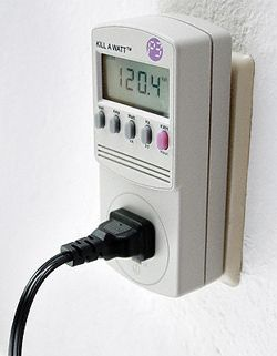Kill a Watt Meter - See lots of other phenomenal things to go in the kitchen!