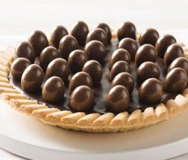 Easter Chocolate Orange Tarts: This delectable chocolate tart is the perfect Easter treat. http://www.bakers-corner.com.au/recipes/pies-and-tarts/chocolate/easter-chocolate-orange-tarts/