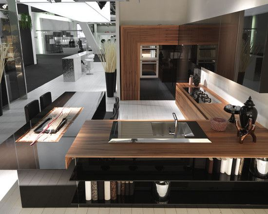 Japanese Kitchen Design 2012:Modern Japanese Kitchens 2012 Ideas