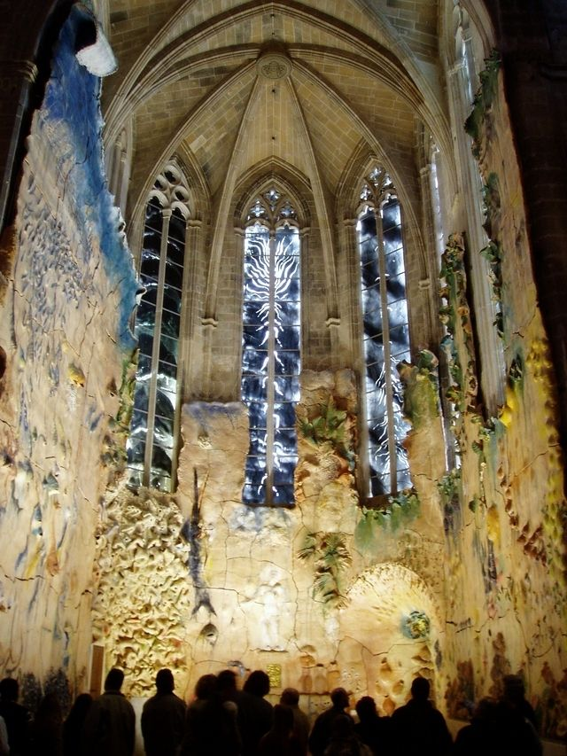 barcelo, cathédrale de Majorque