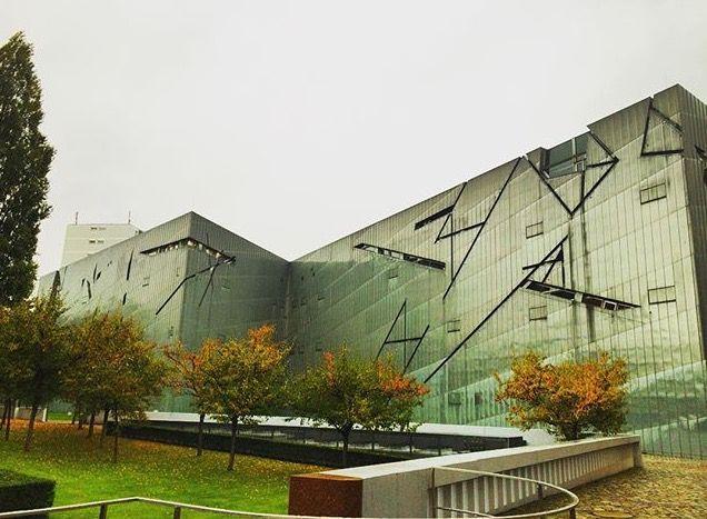 Museu Judaico de Berlim. #judischesmuseum