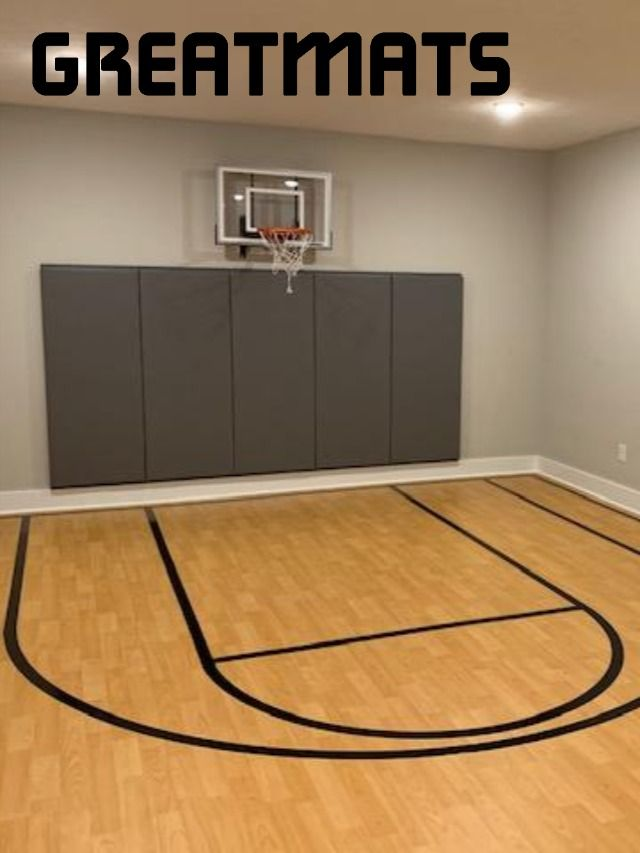 Wall Pad 2x5 Ft 2 Inch Astm Foam School Gym Wall Pads In 2021 Home Basketball Court Basketball Wall Basketball Floor