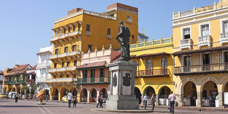 Lots to see and do in the colorful Colombian city.