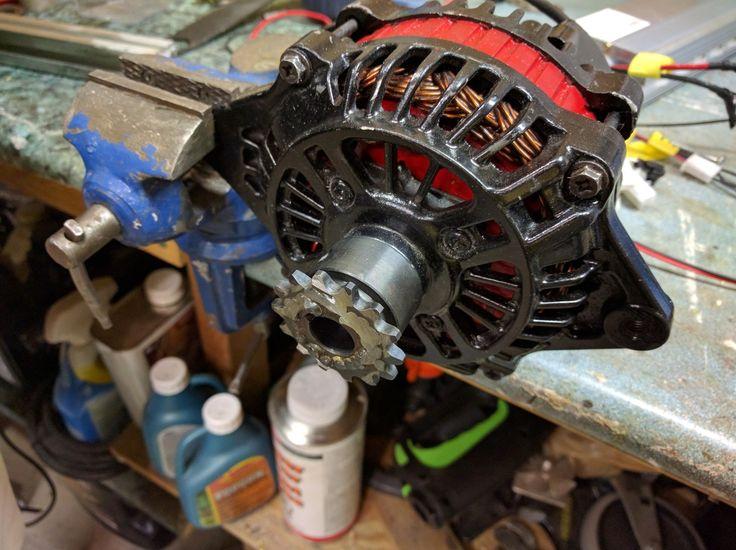 Details E Kart The Electric Go Kart