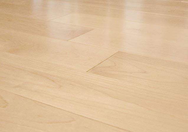 "FloorUS.com - 3/4"" Solid Hardwood Maple Floor Natural Select & Better 2.25"" $3.69"