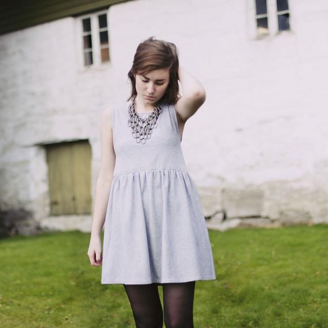 diy: dress. by johannenb, via Flickr