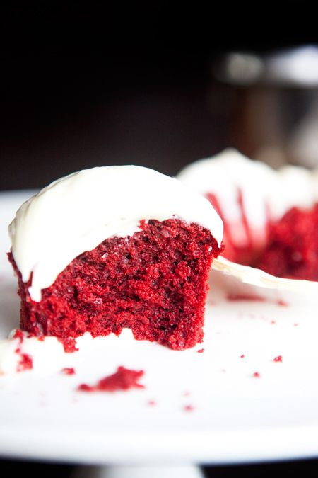 red-velvet-cupcakes | South African recipe