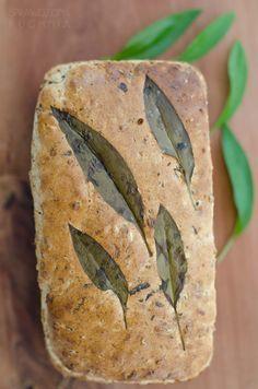 Chleb niedźwiedzi przepis | Sprawdzona Kuchnia