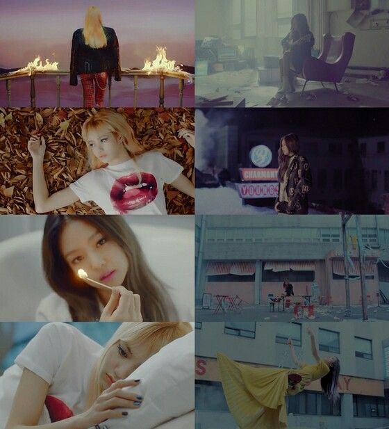 they look so amazing in the 불장난 (playing with fire) m/v ahh!!