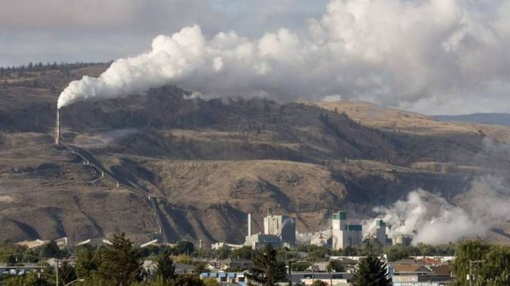 KAMLOOPS — Odour complaints may be up but Domtar Mill officials say emissions at the pulp mill have decreased significantly. A report presented to city council earlier this week shows Domtar received 42 complaints in 2016, nearly triple the amount from 2015.