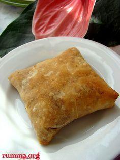 Hazır Yufkadan Değişik Börek tarifleri (18 ÇEŞİT) - rumma - rumma