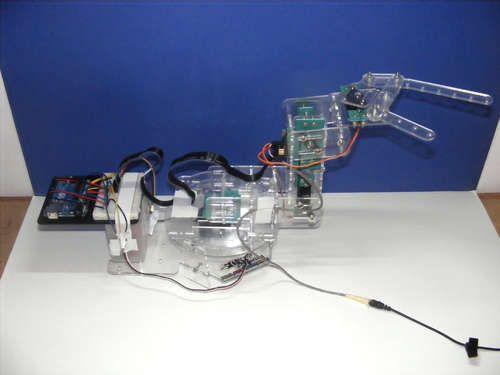 Best ideas about arduino robot arm on pinterest diy