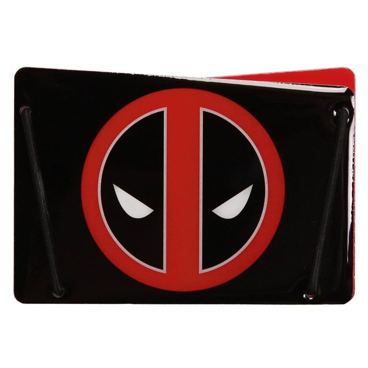 If you're a fan of the sardonic, and you have the ultimate fan of DC Comics in your house this holiday season, then you should get them this officially-licensed Deadpool logo wallet.   Featuring the iconic comic book logo for Deadpool, this Deadpool movie Ryan Reynolds wallet might be the perfect gift for your very own Deadpool fanatic this holiday season when you open up presents on Christmas morning.