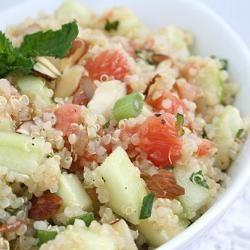 ... Salad | Quinoa Salad Recipes | Pinterest | Quinoa, Salads and Cucumber