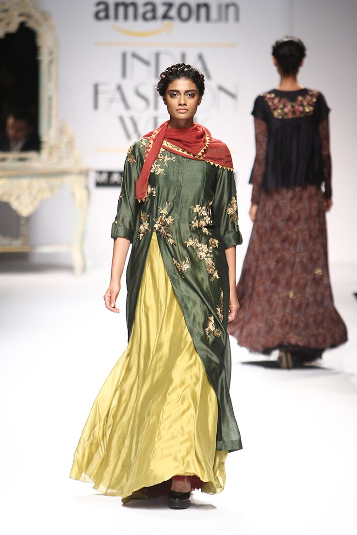 Amazon India Fashion Week autumn/winter 2016 | Joy Mitra #AIFW2016 #PM