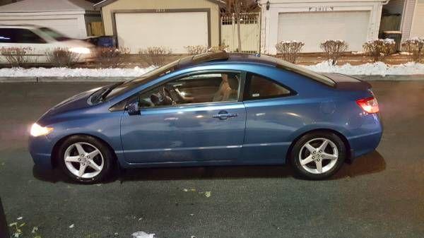 2007 HONDA CIVIC - my 3rd Honda