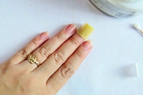 how to get rid of hangnail infection