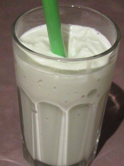 Homemade Shamrock shake: Shamrock Shakes, Pin Today, Sharmrock Shakes ...