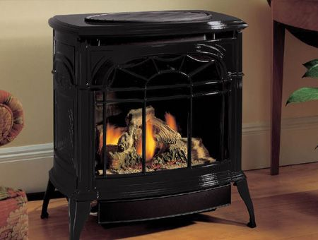 Vermont Castings Stardance vent free gas stove