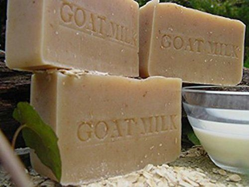 Easy Goat Milk Soap Recipe  Super simple goat milk soap recipe. Make this easy goat milk soap recipe using ingredients that are easy to find. Sodium hydroxide (lye) can be found over at Amazon by clicking