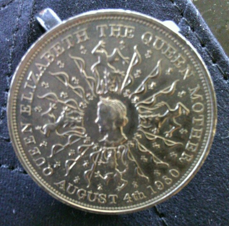 Queen Elizabeth the Queen Mother August 4th 1980 Silver Coin Royal Commemorative   eBay