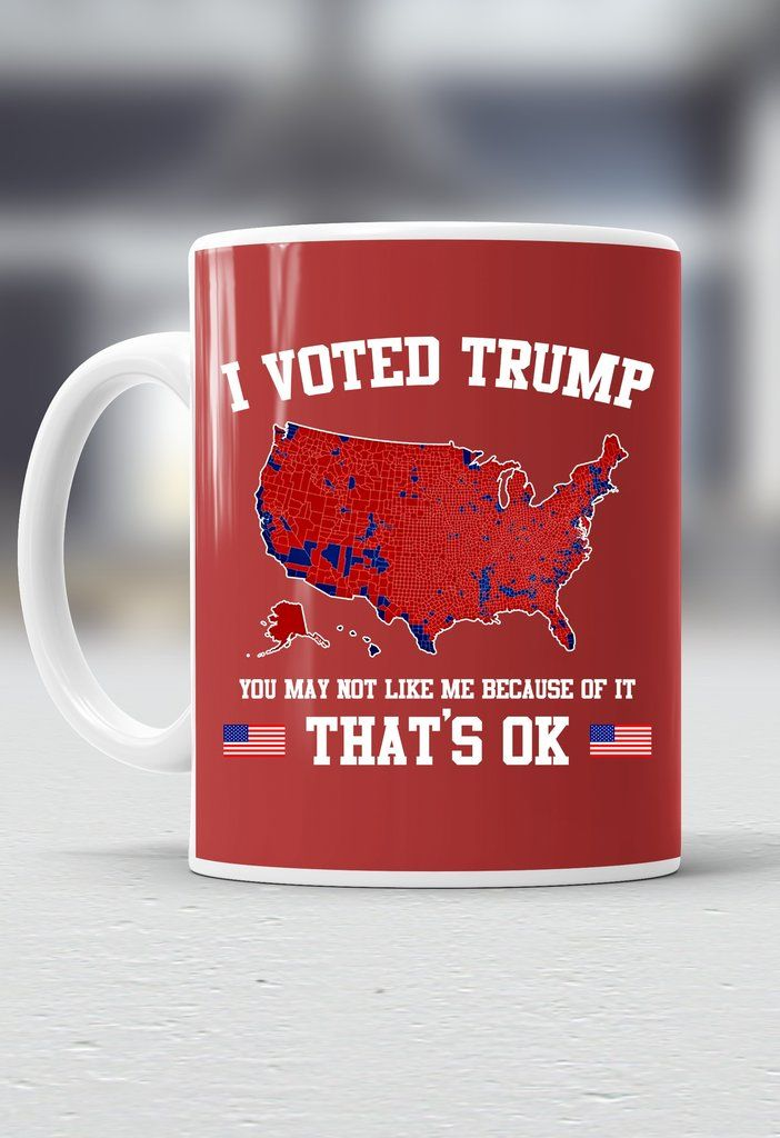 I Voted Trump Mug