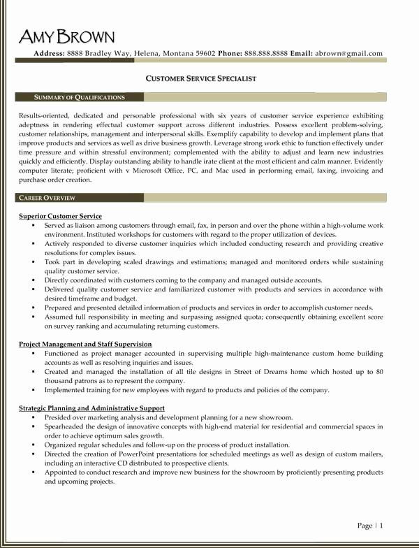 Customer Support Specialist Resume Luxury Call Center Resume Examples Resume Professional Writers Resume Examples Customer Service Resume Job Resume Samples