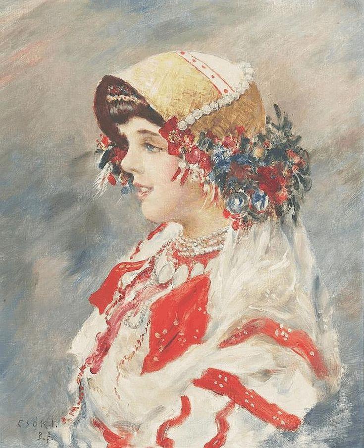Csók István (Sáregres, 1865 - Budapest, 1961)