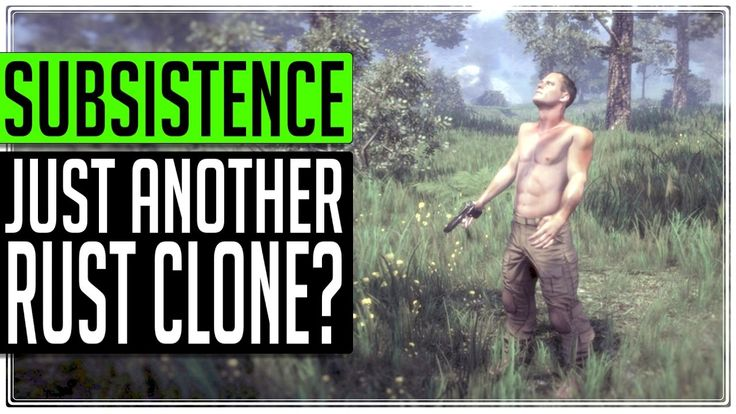 Subsistence Gameplay - Another Rust clone? https://www.youtube.com/watch?v=ll2MSnt_4fY #gamernews #gamer #gaming #games #Xbox #news #PS4
