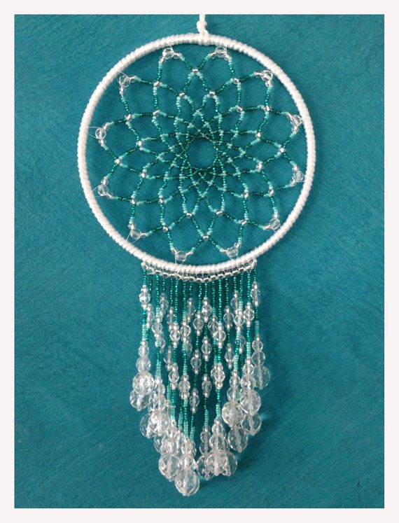 1000 images about chandeliers and hanging art on for Dreamcatcher beads meaning