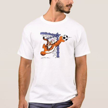 Winnie The Pooh's Tigger T-Shirt - click to get yours right now!