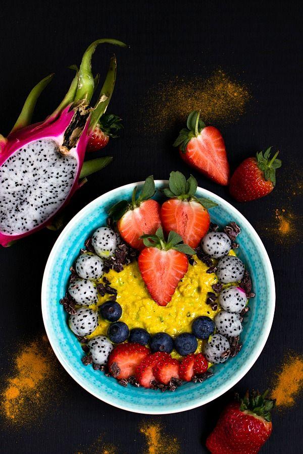 """Zoats mit Kurkuma - das gesunde Oatmeal für """"Mein Frühstücksglück"""" - Sasibella"""