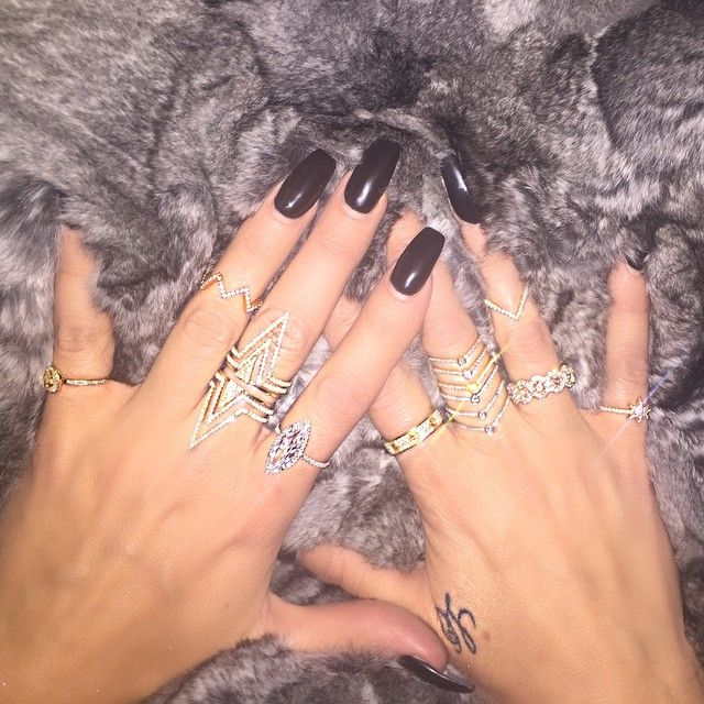"Khloe Kardashian ""Rings and things """