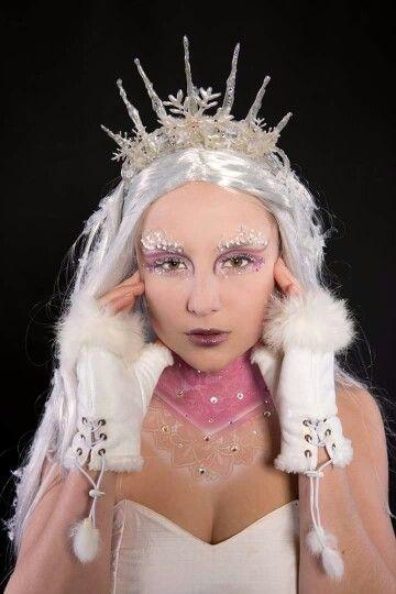 Snowqueen look! Make-up by facebook.com/sofiemua
