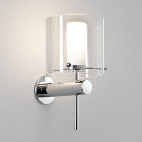 die besten 25+ badezimmer wandleuchten ideen auf pinterest ... - Badezimmerleuchten Mit Steckdose