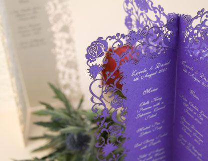 Designer Invitations & Bonbonnieres