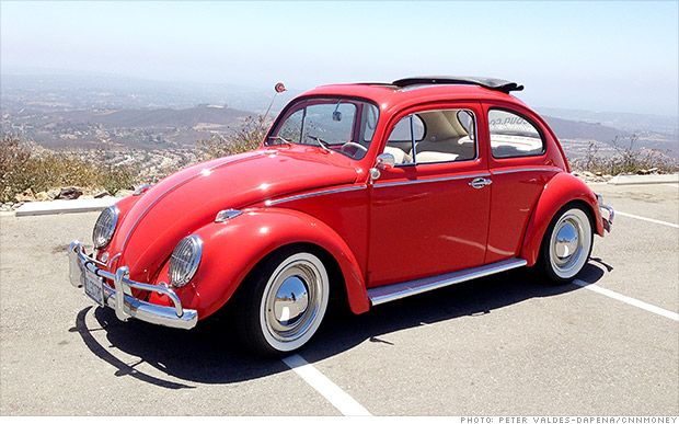 Zelectric Motors is converting classic Volkswagen Beetles into fully electric cars.