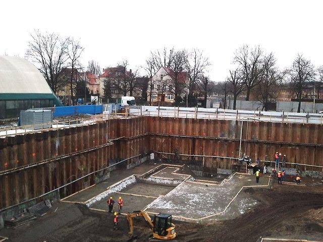 Budowa Urzędu Marszałkowskiego Poznań