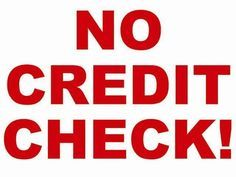 No Credit? Bad Credit? It doesn't matter when you apply with us.