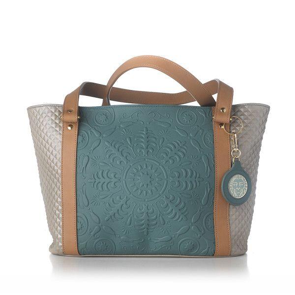 Bolso Shopper Alex - Colección Alexandra Accessories www.coleccionalexandraaccessories.com